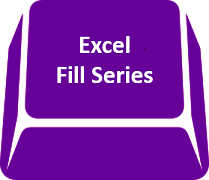 Excel - fill series
